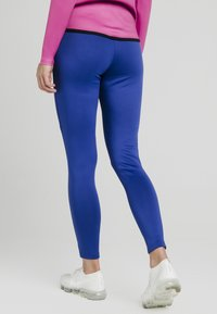 SIKSILK - Leggings - Trousers - blue - 2