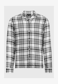 AllSaints - EASTON LS SHIRT - Skjorter - white - 1