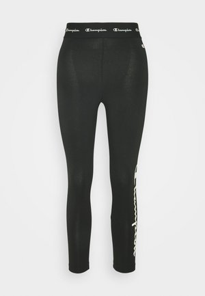 LEGGINGS LEGACY - Punčochy - black