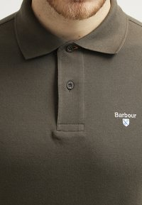 Barbour - TARTAN  - Polo shirt - dark olive/classic - 4