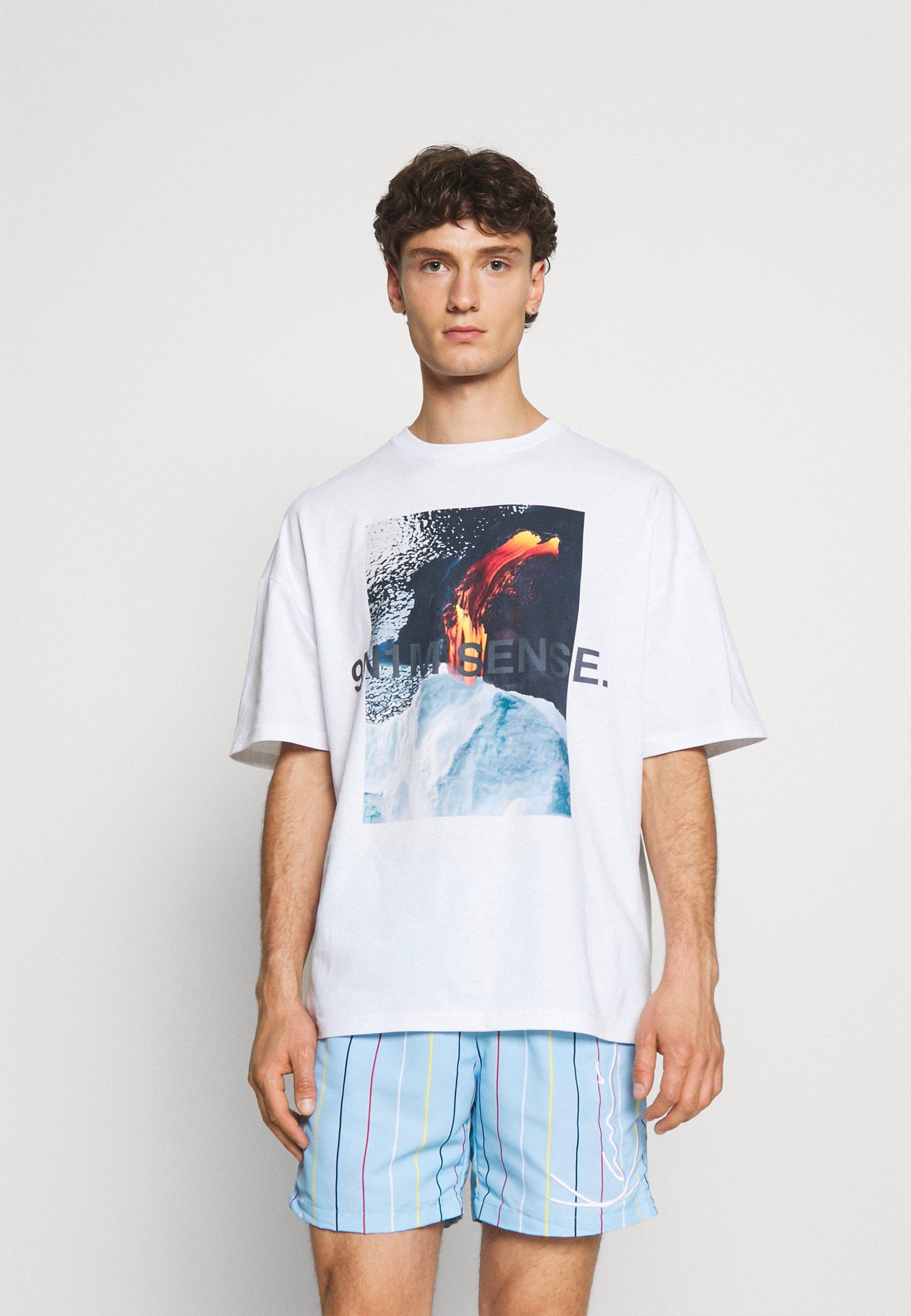 Men VULKAN UNISEX - Print T-shirt