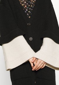 See by Chloé - Cardigan - white/black - 5