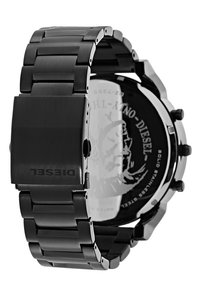 Diesel - THE DADDIES SERIES - Chronograph watch - schwarz ip - 2