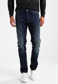 Dstrezzed - Slim fit jeans - dark worn - 0