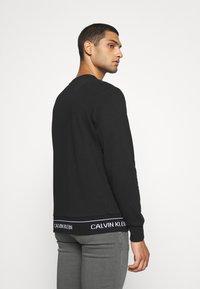 Calvin Klein - LOGO WAISTBAND - Felpa - black - 2