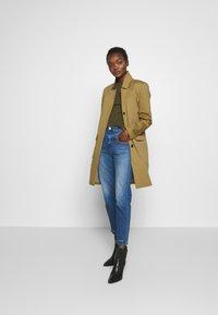 CLOSED - PORI - Classic coat - beige - 1