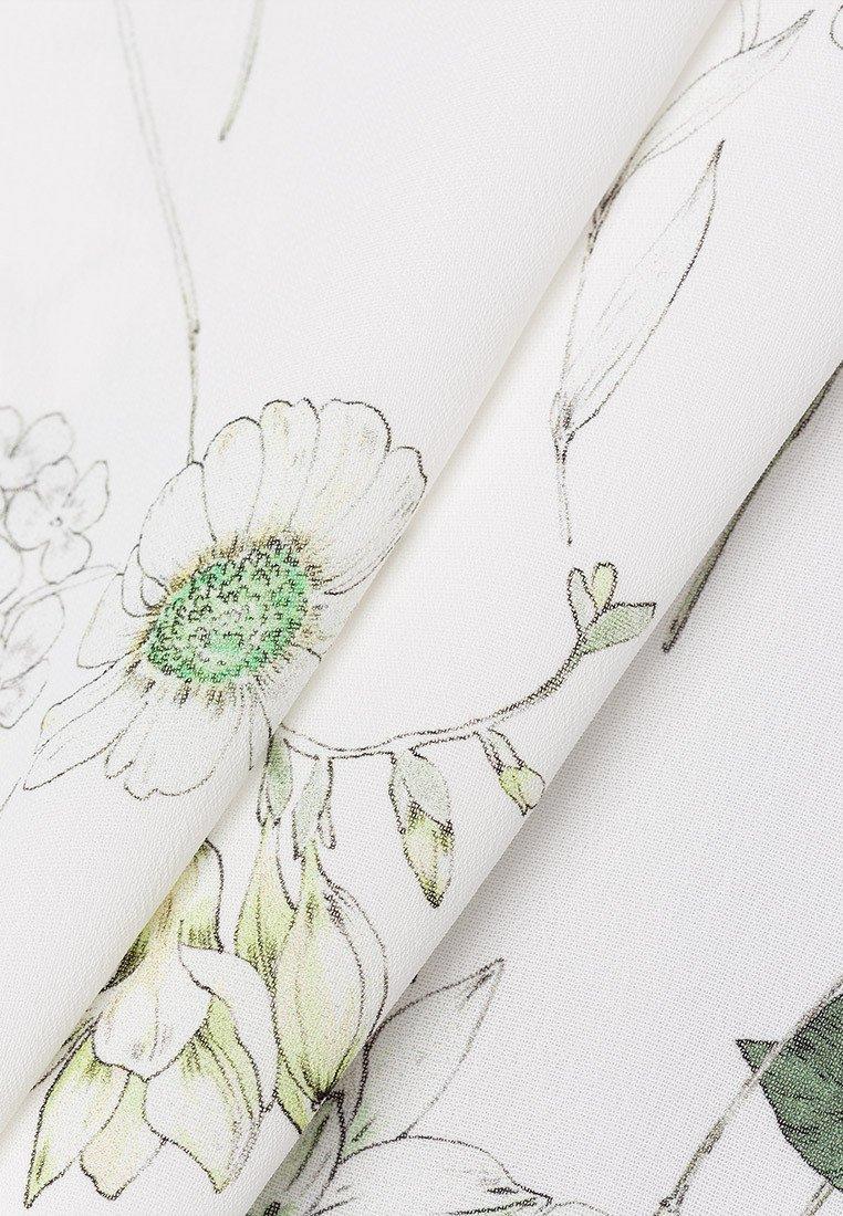 IVY & OAK Blouse - aop - branche flowers snow white