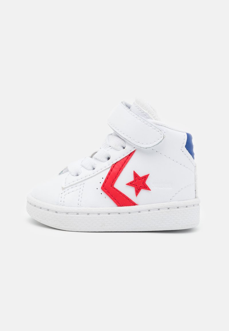 Converse - PRO BIRTH OF FLIGHT UNISEX - Sneakers hoog - white/rush blue/university red