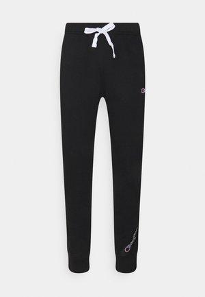 SPORTLEISURE CUFF PANTS - Pantalon de survêtement - black