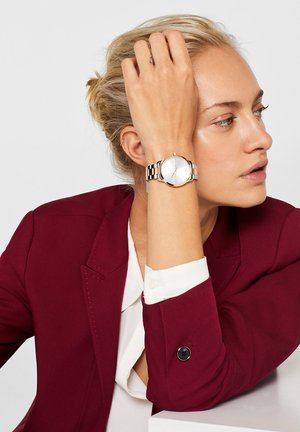 MIT GLIEDERARMBAND - Watch - rose/gold-coloured