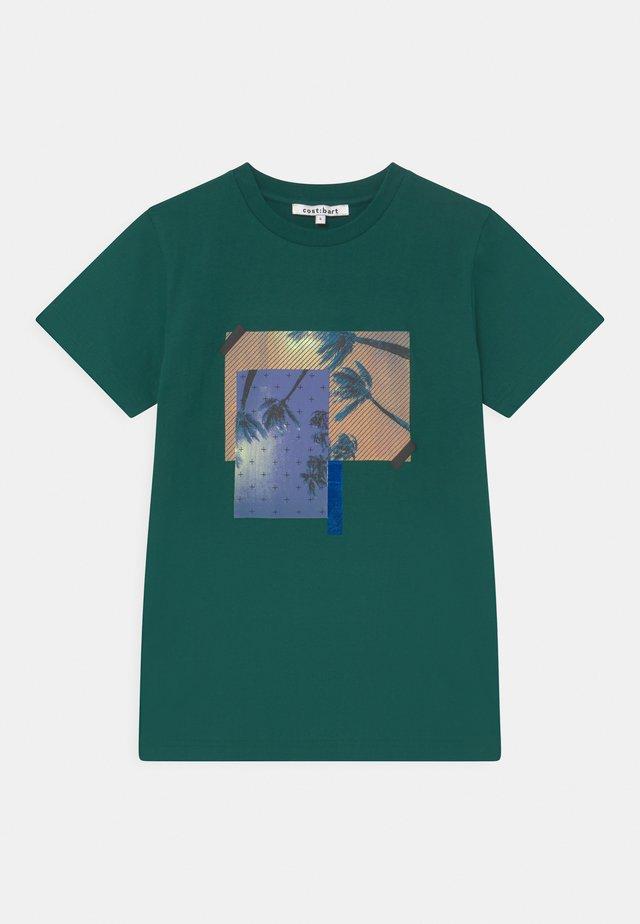 NATHAN - T-shirt print - botanical garden