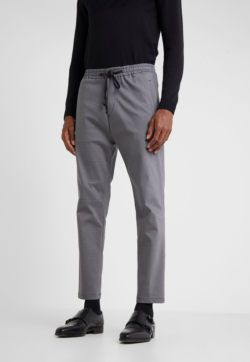 DRYKORN - JEGER - Suit trousers - blue