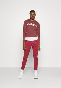 adidas Performance - Sudadera - legend red/white - 1