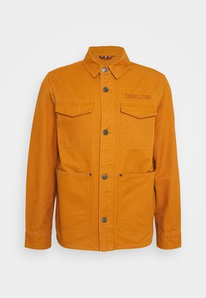 CARGO JACKET - Summer jacket - spiced toddy