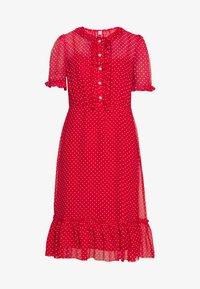 LK Bennett - MALAMI - Day dress - geranium/macadamia - 5