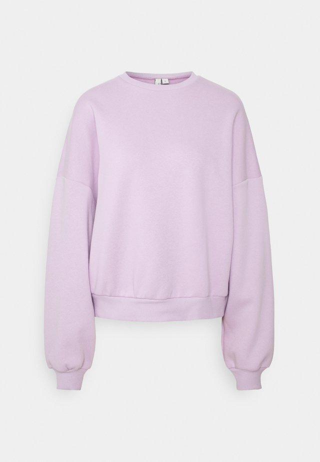 PERFECT CHUNKY - Sweatshirt - light purple