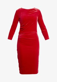 InWear - NISAS DRESS - Vestido de cóctel - real red - 6