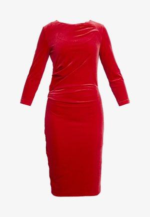 NISAS DRESS - Juhlamekko - real red