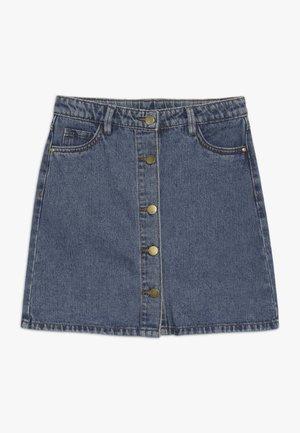 MARIZZA SKIRT - Jupe en jean - blue denim