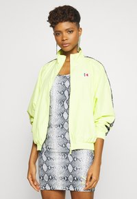 Karl Kani - OG TAPE TRACK JACKET - Training jacket - yellow - 0