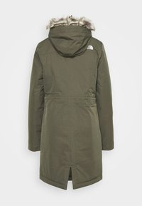 The North Face - RECYCLED ZANECK VANADIS - Parka - new taupe green - 9