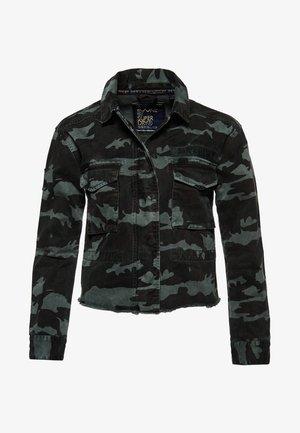 RILEY ROOKIE  - Denim jacket - green