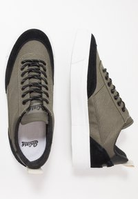 Goliath - NUMBER THREE - Trainers - olive/black - 3