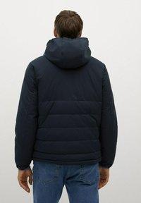 Mango - TARGET-I - Winter jacket - dunkles marineblau - 2