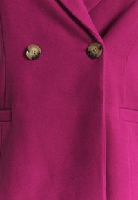 Vero Moda Curve - VMCALARAMBLA - Classic coat - festival fuchsia - 2