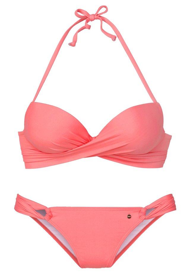 SET - Bikini - apricot