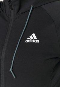 adidas Performance - Treningsjakke - black/white - 5