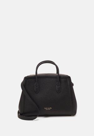LARGE SATCHEL - Handbag - black
