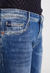 Le Temps Des Cerises - Jeans Straight Leg - blue - 5