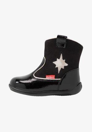 BIBOOTS - Boots - shiny black