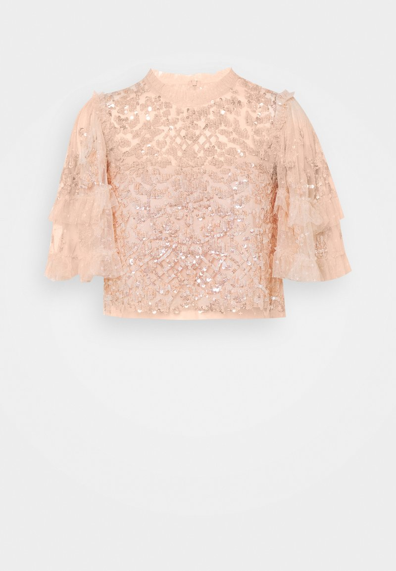 Needle & Thread - AURELIA EXCLUSIVE - T-Shirt print - apricot