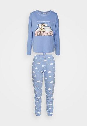 LAZY - Pijama - blue