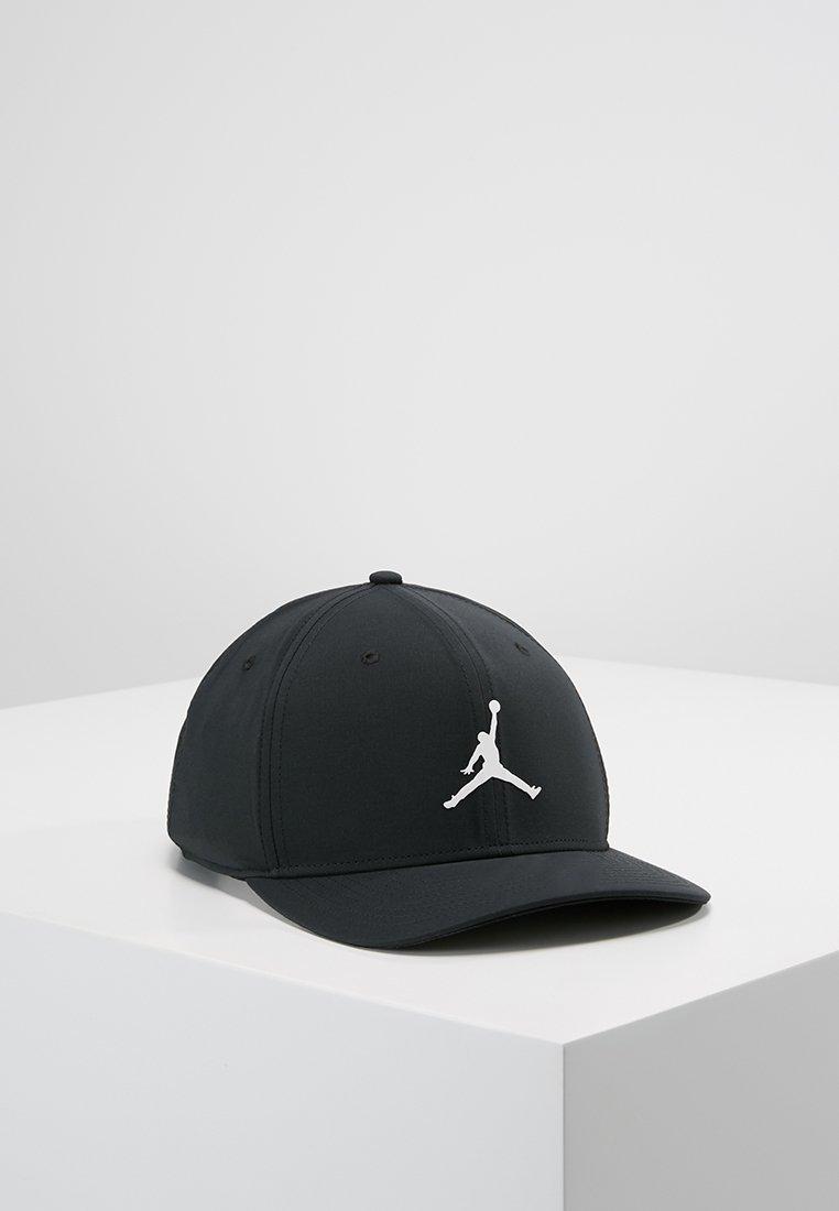 Jordan - SNAPBACK - Lippalakki - black/white