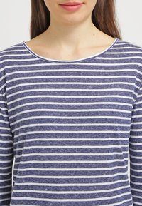 Samsøe Samsøe - NOBEL STRIPE - Long sleeved top - white/blue - 4