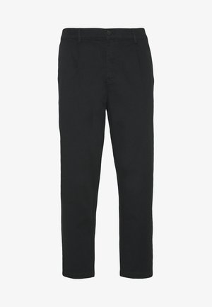 JJIBALOON JJPANT  - Spodnie materiałowe - black