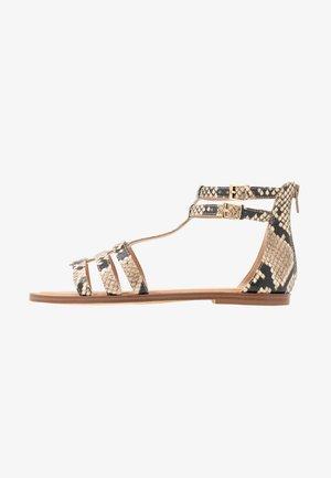 MUTISIA - Sandals - natural