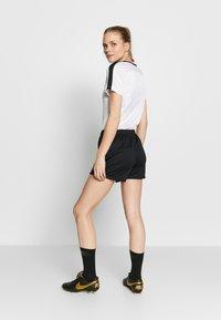 Nike Performance - DRY ACADEMY 20 SHORT - Sports shorts - black/anthracite - 2