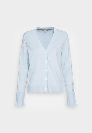 LOUA CARDIGAN - Cardigan - breezy blue