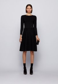 BOSS - Jumper dress - black - 1