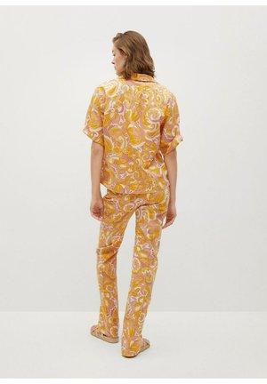 Kalhoty - gelb