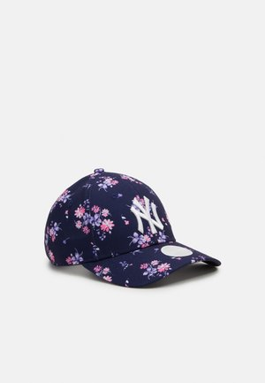 FLORAL 9FORTY - Cap - blue