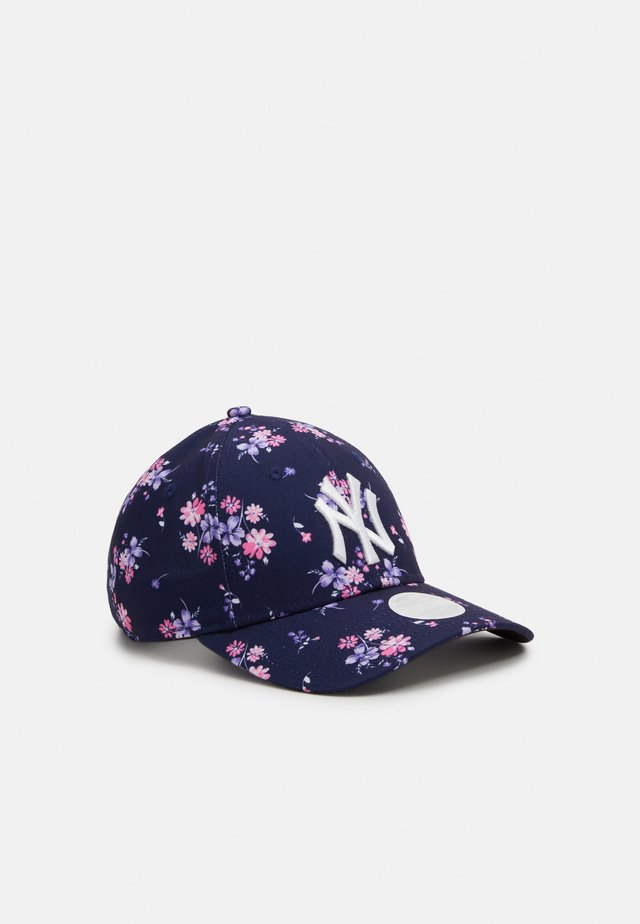 FLORAL 9FORTY - Caps - blue