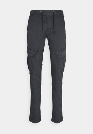 JARED - Cargo trousers - admiral