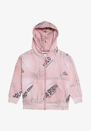 MEL - Zip-up hoodie - pink