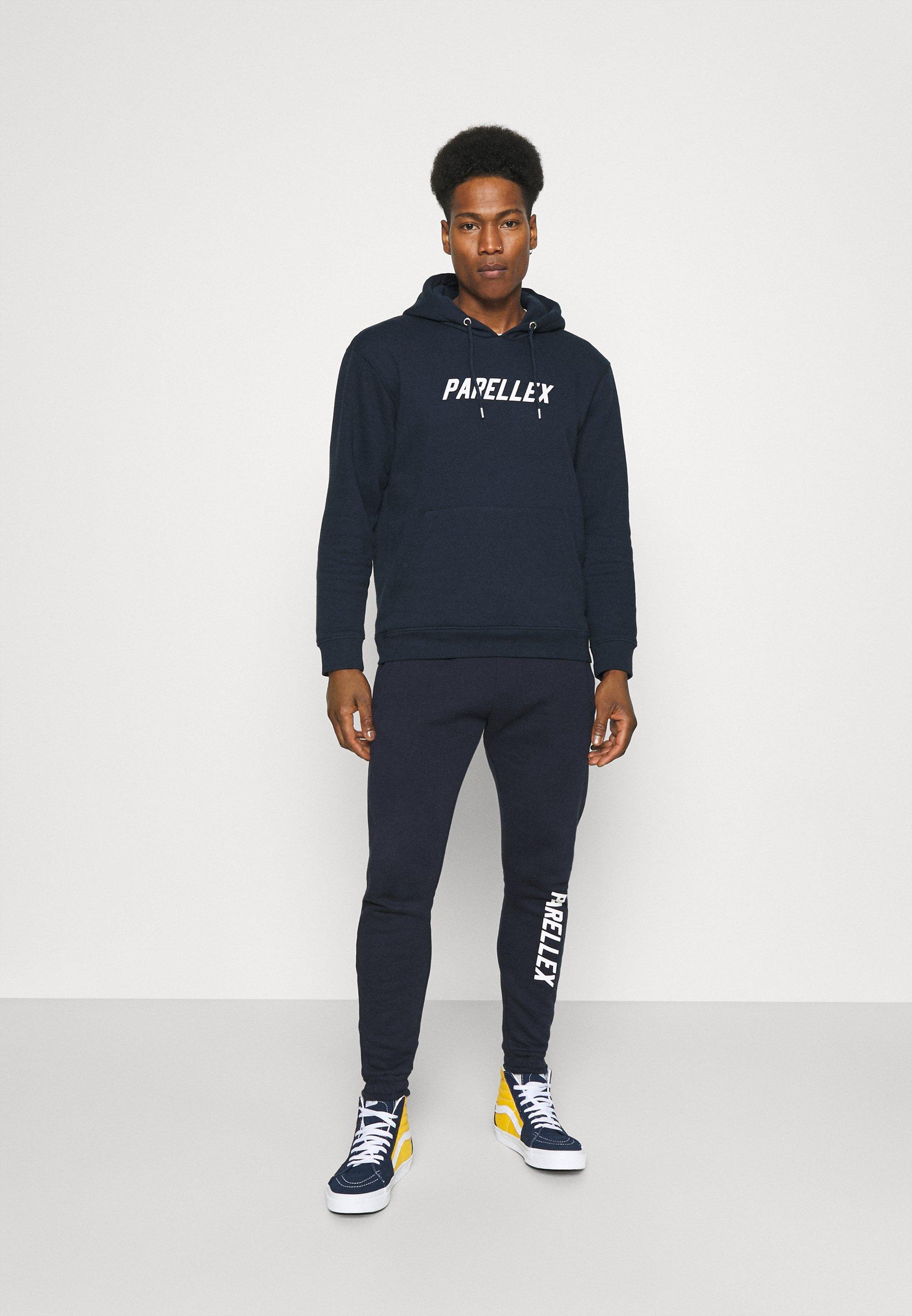 Homme LOUNGE HOOD LOUNGE TRACKSUIT SET - Sweatshirt