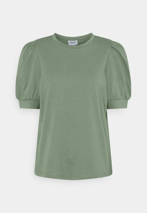 VMKERRY O NECK  - Print T-shirt - laurel wreath